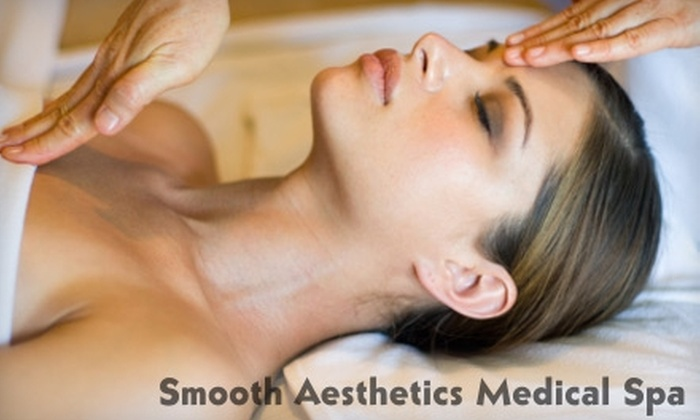 Smooth Aesthetics Medical Spa - Burbank: $65 for a Swedish Massage and a Facial at Smooth Aesthetics Medical Spa in Burbank (Up to $165 Value)
