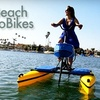 $10 for One-Hour Hydrobike Ride