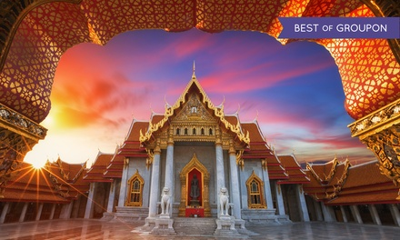 ✈14-Day Tour of Thailand with Air fromsmarTours.Price per Person Based on Double Occupancy (Buy 1 Groupon/Person).