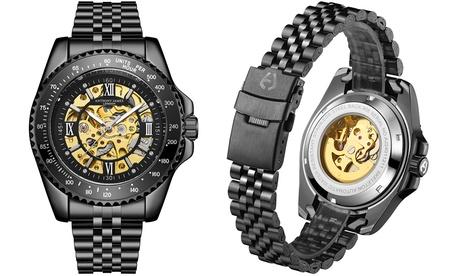 Reloj deportivo con taquímetro para hombre
