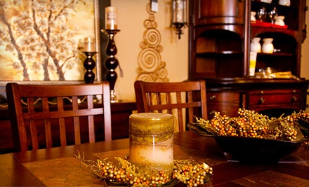 $50 Groupon for Home Decor and Accessories  - Highstreet Interiors Inc. in Morinville