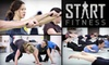 START Fitness - Civic Center: $40 for Two Weeks of Boot-Camp Classes or Four Classes in One Month at START Fitness (Up to $160 Value)