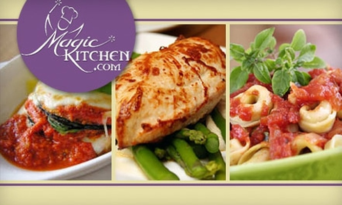 MagicKitchen.com: $35 for a $70 Gift Card to MagicKitchen.com