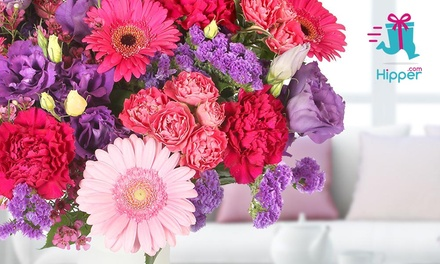 Up to Discount on Flowers and Gifts from Hipper.com