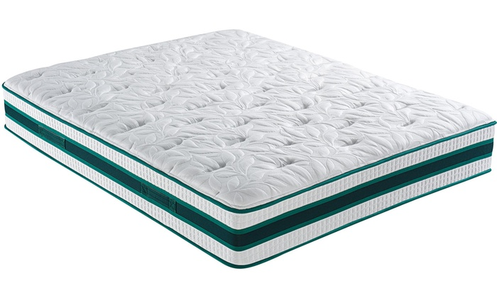 matelas m moire de forme botanic groupon. Black Bedroom Furniture Sets. Home Design Ideas
