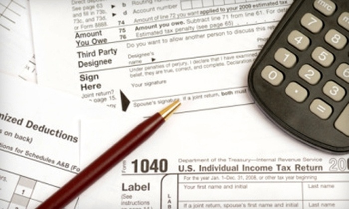 McDonnell Tax Services - Shandon: $40 for $100 Toward Tax Services at McDonnell Tax Services