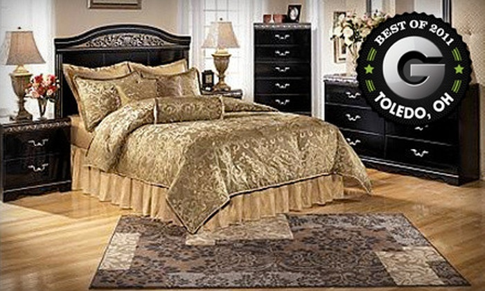 Ashley Home Furniture HomeStore - Multiple Locations: $25 for $100 Toward Home Furnishings at Ashley Furniture HomeStore