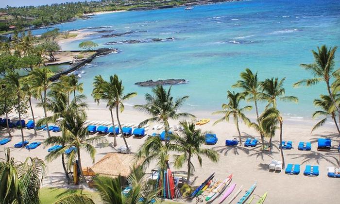 Mauna Lani Bay Hotel & Bungalows - South Kohala: Three- or Five-Night Stay at Mauna Lani Bay Hotel & Bungalows in Hawaii