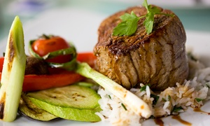 Le Grill Restaurant: Entrée, Plat et dessert à la carte pour 2 dès 39,90 € au restaurant Le Grill