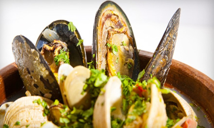 Texas Harbor Seafood - New Braunfels: $10 for $20 Worth of Seafood Fare at Texas Harbor Seafood in New Braunfels