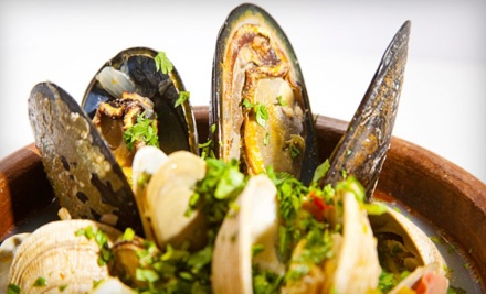 $20 Groupon to Texas Harbor Seafood - Texas Harbor Seafood in New Braunfels