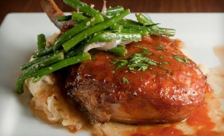 $40 Groupon to Riverside Steakhouse and Oyster Bar - Riverside Steakhouse & Oyster Bar in Fayetteville