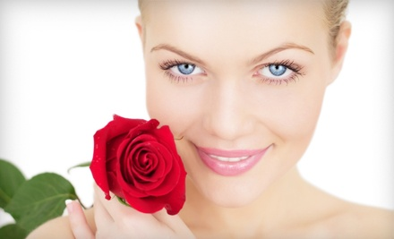 60-Minute Regenerating Facial (a $95 value) and Choice of Eye Therapy Treatment (up to a $30 value; a $125 total value) - Caramella Skin Couture in San Francisco