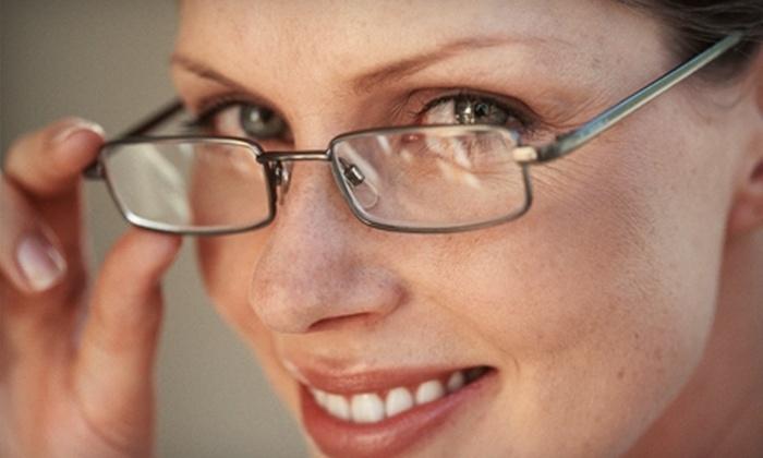 Absolutely Optical - Northwest Tampa: $49 for $150 Toward Prescription Sunglasses or Eyewear or $100 Toward Designer Sunglasses at Absolutely Optical