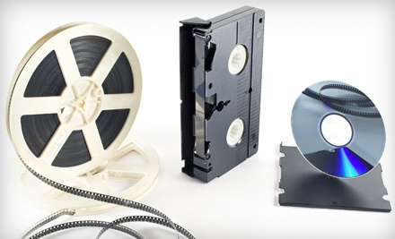 Hourglass Media: Video Tape of Any Length Transferred to DVD - Hourglass Media in Dartmouth