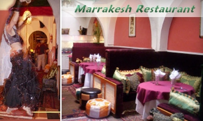 House Of Marrakesh - LoDo: $10 for $20 Worth of Moroccan Cuisine and Drinks at House of Marrakesh