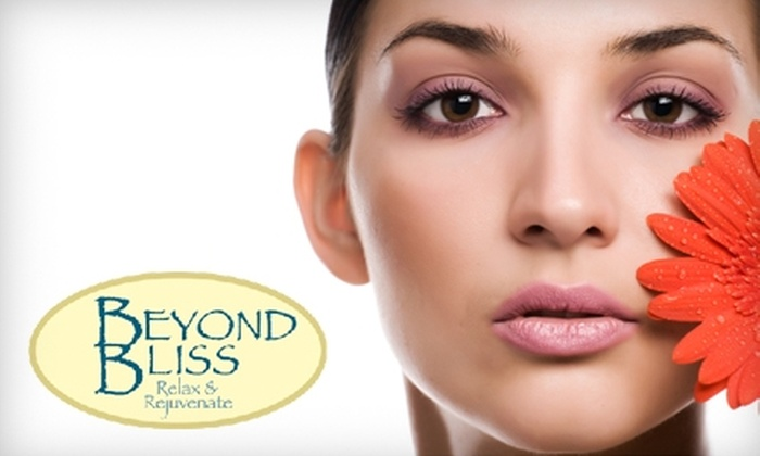 Beyond Bliss - Arnada: $72 for a Dermalogica Age Smart Facial, a Revitalizing Eye Rescue, and a Regenerative Light-Therapy Treatment at Beyond Bliss in Vancouver ($150 Value)