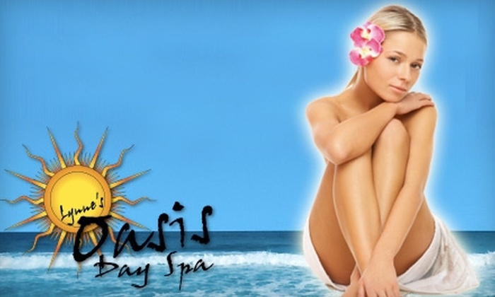 Oasis Medical Day Spa - Cascade Park: $129 for Six Laser Hair-Removal Treatments at Oasis Medical Day Spa in Vancouver