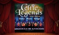 Des places en catégorie 1, 2, 3 ou 4 pour les Celtic Legends au Palais des Congrès à Liège le 22102017