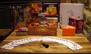 Game Taverne: Cocktails, planches Tapas et jeux pour 2 ou 4 personnes dès 19,90 € chez Game Taverne