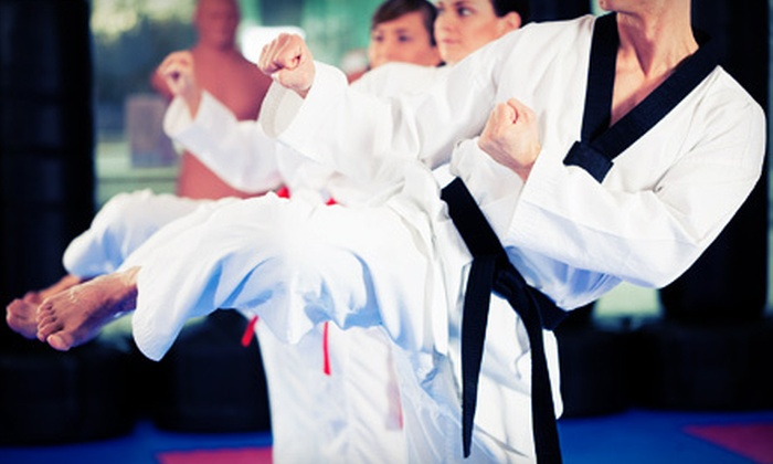 Detroit Kung Fu Academy - Downtown: $55 for 10 Drop-In Kung Fu Classes at Detroit Kung Fu Academy ($200 Value)