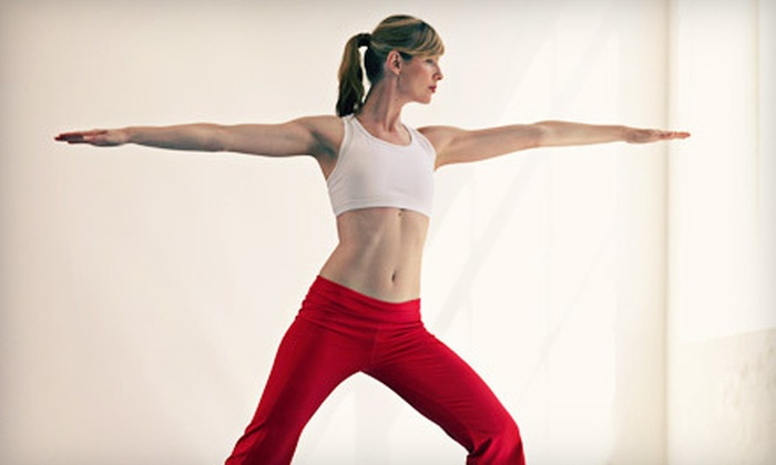 Get Twisted - South View: 5 or 10 Yoga Classes at Get Twisted in Hope Mills (Up to 54% Off)