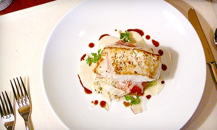 EVOO Bistro - Naples: $20 for $40 Worth of French-American Dinner Cuisine at EVOO Bistro (or $10 for $20 Toward Lunch)