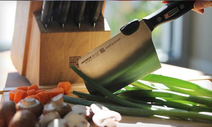 Miracle Blade Knife Set Groupon Goods