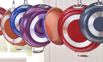 Gotham Steel Non-Stick Colored Fry Pans – As Seen on TV