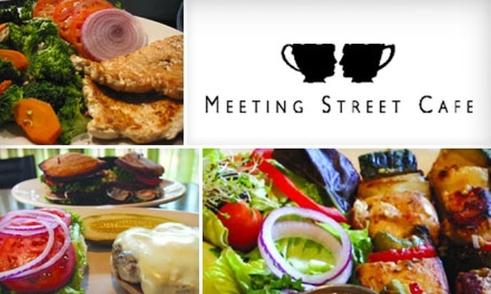 Meeting Street Cafe - Providence: $7 for $15 Worth of Comfort Food and Drinks at Meeting Street Cafe