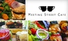 Meeting Street Cafe (SILVER) - College Hill: $7 for $15 Worth of Comfort Food and Drinks at Meeting Street Cafe