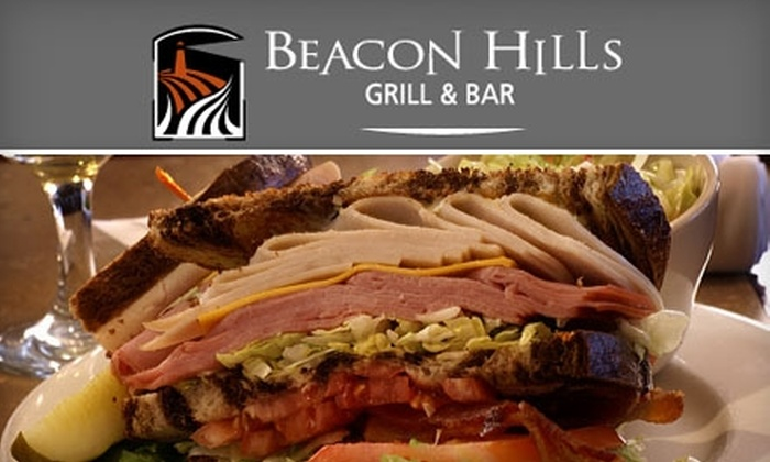 Beacon Hills Grill & Bar - Lincoln: $10 for $20 Worth of New American Fare at Beacon Hills Grill & Bar