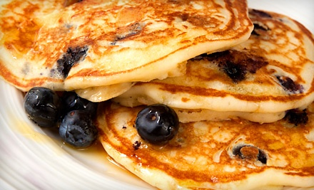 $15 Groupon to the Cafe - Pancake Cafe in Fitchburg