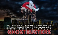 Halloween Outdoor Cinema Special: Ghostbusters (1984) and Afterparty on 29 October at Belair House