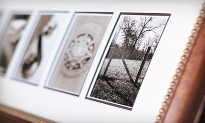 Sticks and Stones: $65 for Personalized Alphabet Photography from Sticks and Stones