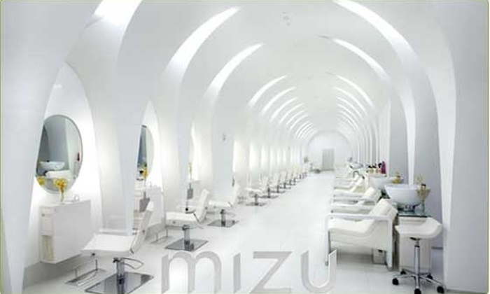 Mizu Hair Salon - Back Bay: $65 Haircut, Style, and Blow Dry at Mizu Hair Salon