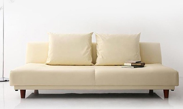 1 780 for a convertible japanese style sofa bed with free for Sofa bed japan