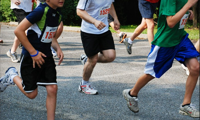 Be Great 5K Run & Fun Walk - Annapolis: $15 for Entry to the Be Great 5K Run & Fun Walk in Annapolis ($30 Value)
