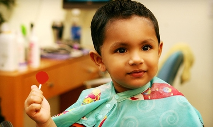 Cow Licks Kids Salon - Boca Greens Plaza: $10 for a Children's Haircut at Cow Licks Kids Salon in Boca Raton (Up to $20 Value)