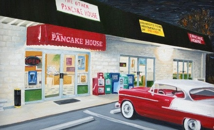 $15 Groupon to The Other Pancake House - The Other Pancake House in Lexington