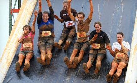Rugged Maniac 5K Obstacle-Course Race on Sat., Oct. 27 at 9AM - Rugged Maniac in Weston