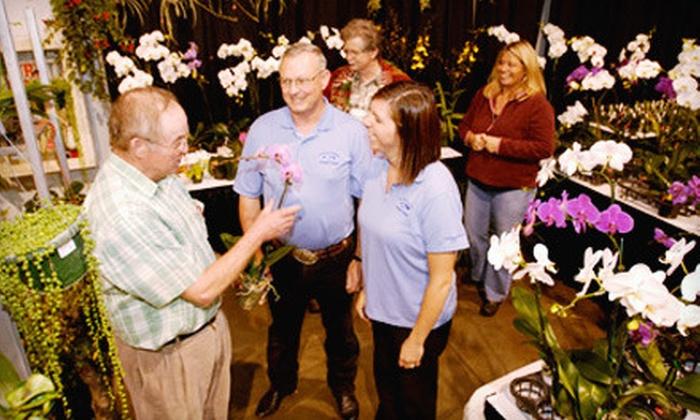 Portland Spring Home and Garden Show - Kenton: $10 for Outing for Two to Portland Spring Home and Garden Show at Portland Expo Center on February 22–24 ($20 Value)