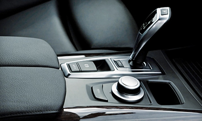 Precision Details - El Dorado Hills: $59 for a Mobile Mini Auto Detail from Precision Details ($120 Value)