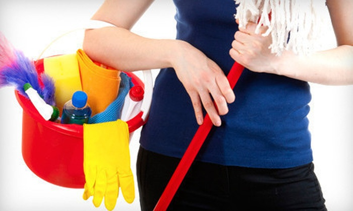 Green Maids - Spring Glen: One, Three, Five, or Nine Two-Hour Housecleaning Sessions from Green Maids (Up to 60% Off)
