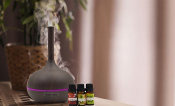 Milano Aroma Diffuser with Oils