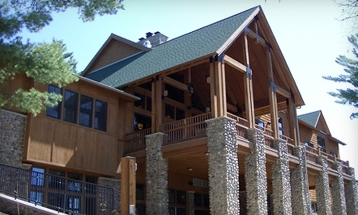 Heartwood Conference Center and Retreat - Chicog: $64 for a One-Night Stay and Continental Breakfast for Two at Heartwood Conference Center and Retreat (Up to $159 Value)