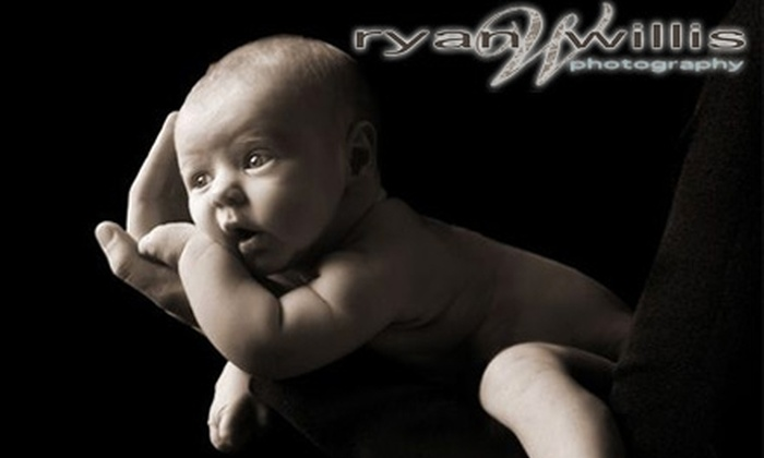 Ryan Willis Photography - Cambrian: $39 for a Professional Photo Session, One 8x10 Print, and a 10-Image CD from Ryan Willis Photography in Los Gatos ($225 Value)