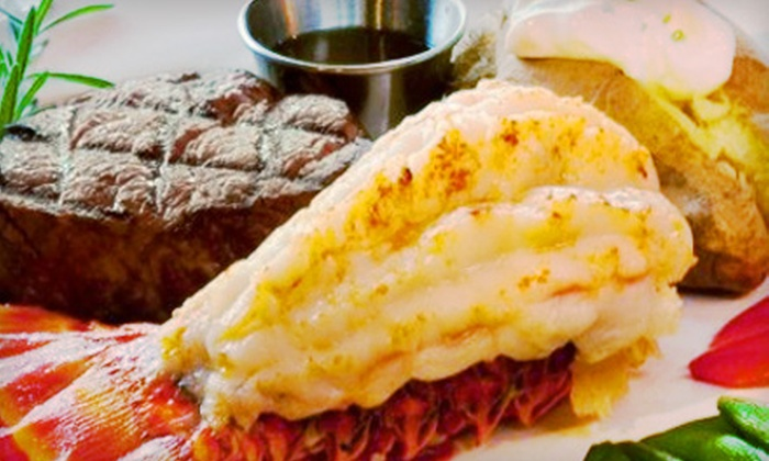 Newburg Inn - Nazareth: $10 for $20 Worth of Steakhouse Fare at Newburg Inn in Nazareth