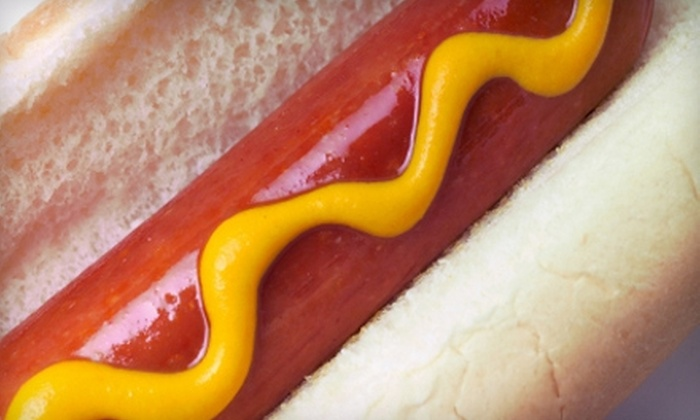 The Edge  - Shrewsbury: $5 for $10 Worth of Specialty Hot Dogs and Homemade Root Beer at The Edge