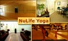 NuLife Yoga  - Central San Jose: $25 for Five Yoga Classes at NuLife Yoga ($50 Value)